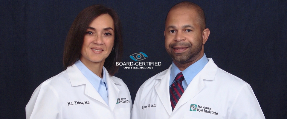 Triana-Jones-Eye-Doctors-San-Antonio-Board-Certified