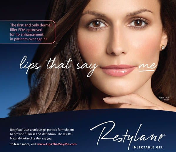 Restylane for Lips in San Antonio